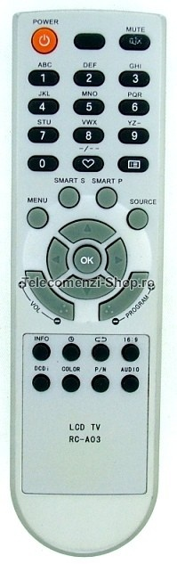 Telecomanda Viewstar RC-A03