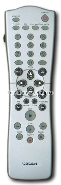 Telecomanda Philips RC25115 01