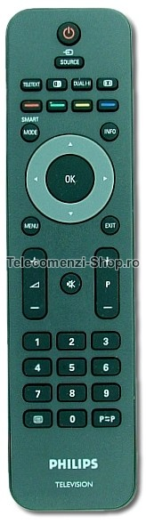 Telecomanda 242254901911, Philips LCD, model 19PFL5403D/10, cod 1465